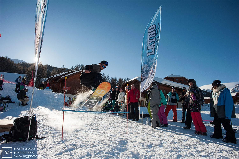 Nano snowboards